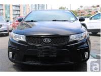 Make Kia Model Forte Koup Year 2012 Colour Black kms