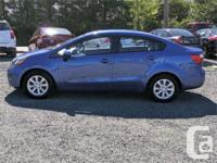 Make Kia Model Rio Year 2012 Colour Blue kms 95316