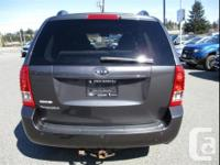 Make Kia Model Sedona Year 2012 Colour Grey kms 102134