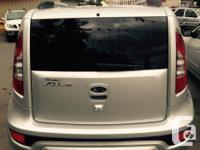Make Kia Model Soul Year 2012 Colour Silver kms 116766