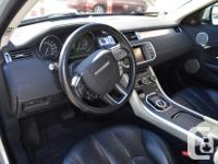 Make Land Rover Model Range Rover Evoque Year 2012