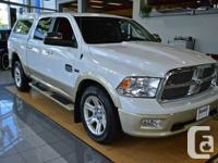 Powered by the powerful 5.7 L Hemi V8 this 2012 Dodge