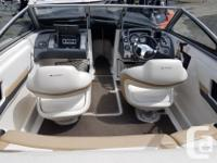 2012 Larson LX 950 with 4.3L TKS Mercruser. The boat is