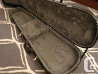 Selling a 2012 Left-Handed Fender Standard Stratocaster