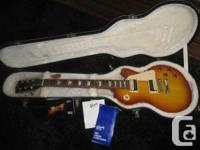 2012 Gibson Les Paul workshop 50's deluxe Ltd. edition.