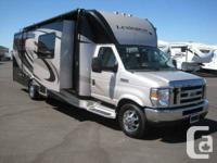 2012 Lexington GTS Class C RV model 295GDSF with 9000