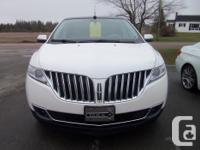 Make Lincoln Model MKX Year 2012 Colour PEARL WHITE