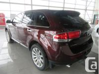 Make Lincoln Model MKX Year 2012 Colour Brown kms