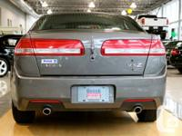 2008 LINCOLN MKZ  All Wheel Drive, Power Moonroof,