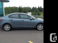 Make Mazda Model MAZDA3 Year 2012 Colour SLATE GREY