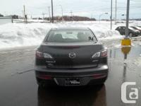 Make Mazda Model MAZDA3 Year 2012 Colour DARK GREY kms