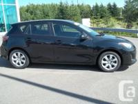Make Mazda Model MAZDA3 Year 2012 Colour BLACK kms