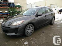 Make Mazda Model 3 Year 2012 Colour GREY kms 70000