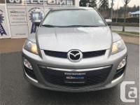 Make Mazda Model CX-7 Year 2012 Colour Grey kms 134948