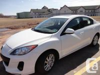 Fully loaded 2012 Mazda3 for sale or takeover of lease.