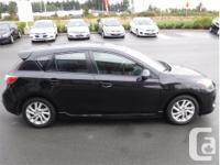 Make Mazda Model MAZDA3 Year 2012 Colour Black kms