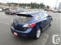 Make Mazda Model MAZDA3 Year 2012 Colour Blue kms