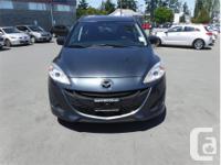 Make Mazda Model MAZDA5 Year 2012 Colour Grey kms