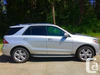 Make Mercedes-Benz Model ML350 Year 2012 Colour Silver
