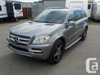 Model GL350 Year 2012 Colour Gray kms 125676 Stock #: