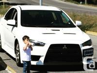 Make Mitsubishi Model Lancer Evolution Year 2012