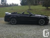 Make Ford Colour Black Trans Manual 2012 Mustang GT