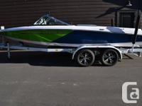 2012 Ski Nautique 200 BoatThis boat is in amazing