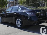 Make Nissan Model Maxima Year 2012 Colour Black kms