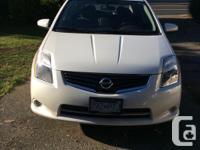 Make Nissan Model Sentra Year 2012 Colour White kms