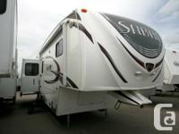 2012 PAOMINO SABRE 31 CKTS Fifth Wheel $29,900.00.