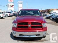 Make Ram Model 1500 Year 2012 Colour Red kms 124291