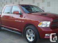 Make Dodge Colour Deep Cherry Red Crystal Pearlcoat