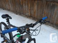 """REEBOK 2012 OREGON 2.6 18"""" Mountain Bike: This 21 Speed"""