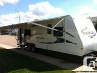 2012 Forest Stream Surveyor 26Ft Trailer. Created with