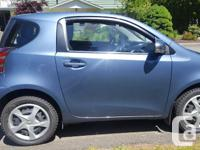 Make Scion Model iQ Year 2012 Colour Blue kms 105000