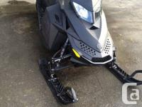 2012 skidoo summit x package deal etec. 146 track. New