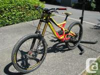 I am selling my 2012 Specialized Demonstration 8 II.