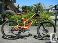 I am offering my 2012 Specialized Trial 8 II. Right