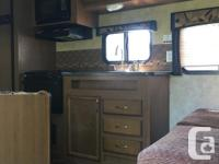 2012 Travel Trailer. Very good condition. Queen bed,