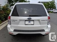 Make Subaru Model Forester Year 2012 Colour white kms