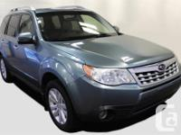 Make Subaru Model Forester Year 2012 Colour Green kms