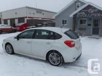 Make Subaru Model Impreza Year 2012 Colour WHITE kms