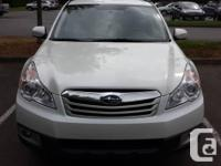 Make Subaru Model Outback Year 2012 Colour White kms