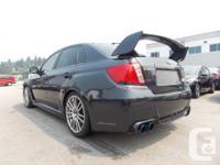 Make Subaru Model WRX STi Trans Automatic We are