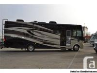 2012 Tiffin 32 CA Premium Class-A Motorhome. Virtually