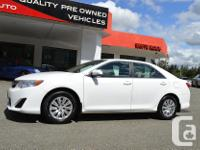 Make Toyota Model Camry Year 2012 Colour White kms