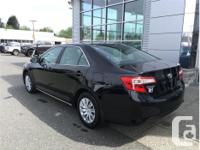 Make Toyota Model Camry Year 2012 Colour Black kms