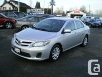 Make Toyota Model Corolla Year 2012 Colour Silver kms