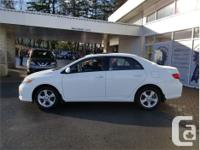 Make Toyota Model Corolla Year 2012 Colour White kms