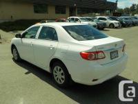 Make Toyota Model Corolla Year 2012 Colour White kms